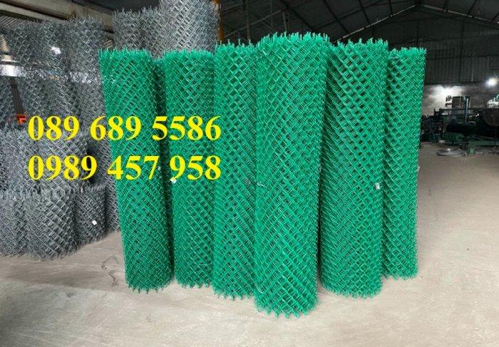 Lưới b40 bọc nhựa mới 100%, Lưới rào B40 bọc nhựa, mạ kẽm0
