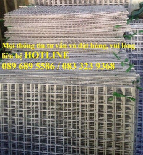 Lưới hàn chập khổ 1mx2m, 1,2mx2m, 1,5mx3m1