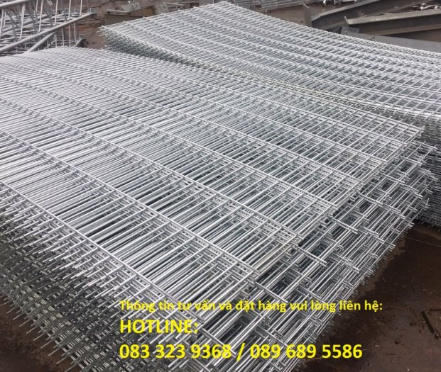 Lưới hàn chập khổ 1mx2m, 1,2mx2m, 1,5mx3m0