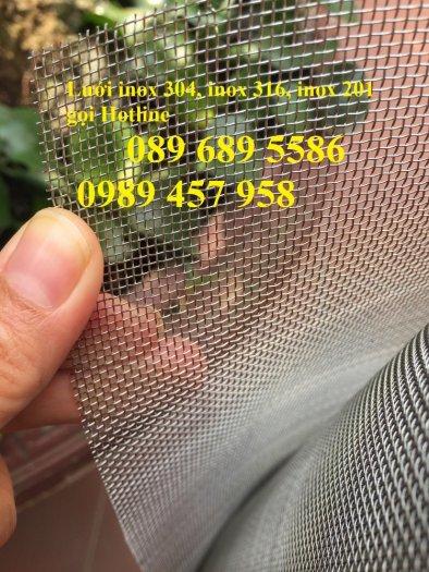 Lưới chống muỗi, lưới chắn côn trùng inox 304, Lưới inox 316 và Lưới inox 2016