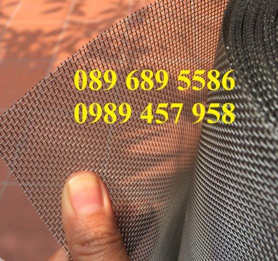 Lưới chống muỗi, lưới chắn côn trùng inox 304, Lưới inox 316 và Lưới inox 2014