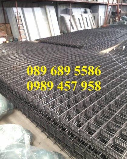 Xưởng sản xuất lưới thép hàn chập phi 6 ô 50x50, 100x100, Lưới thép hàn phi 6 ô 200x20011