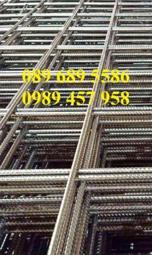 Xưởng sản xuất lưới thép hàn chập phi 6 ô 50x50, 100x100, Lưới thép hàn phi 6 ô 200x20010