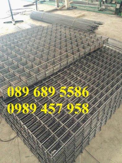 Xưởng sản xuất lưới thép hàn chập phi 6 ô 50x50, 100x100, Lưới thép hàn phi 6 ô 200x2007