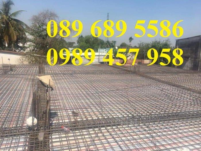 Xưởng sản xuất lưới thép hàn chập phi 6 ô 50x50, 100x100, Lưới thép hàn phi 6 ô 200x2005
