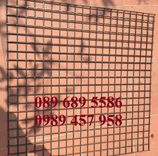 Xưởng sản xuất lưới thép hàn chập phi 6 ô 50x50, 100x100, Lưới thép hàn phi 6 ô 200x2004