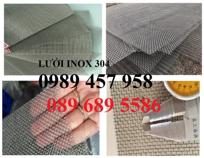 Lưới chống muỗi inox 316, Lưới inox 304 chống côn trùng, Lưới inox316, inox 210 và inox3043