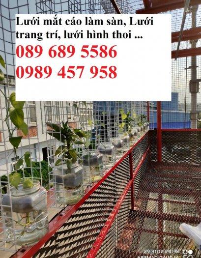 Lưới làm sàn thao tác 30x60, 45x90, 36x101 dày 3mm, 4mm, 5mm giá tốt tại Hà Nội0