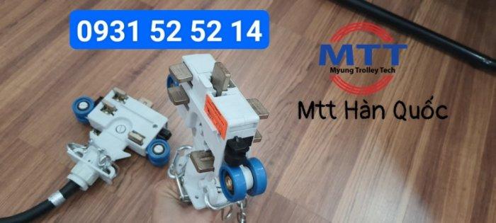 Chổi tiếp điện hộp kín 7P MCL LeeYoung12