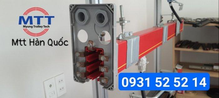 Chổi tiếp điện hộp kín 7P MCL LeeYoung3