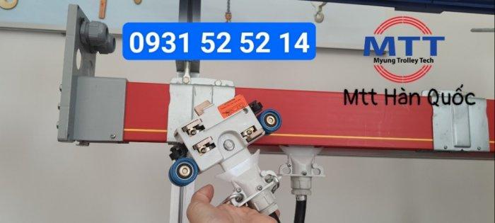 Chổi tiếp điện hộp kín 7P MCL LeeYoung0