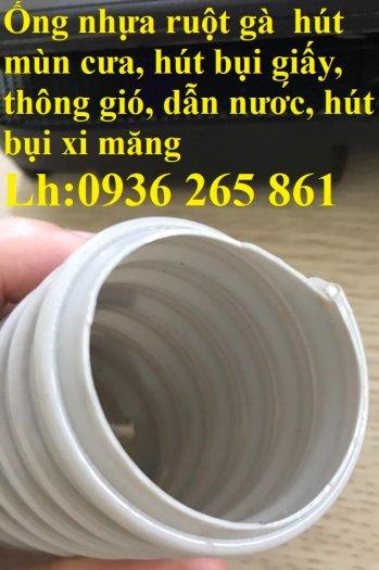 Địa chỉ mua ống hút bụi Pu lõi thép mạ đồng phi100 uy tín giá rẻ24