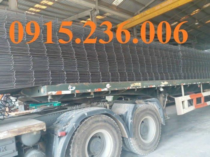 Lưới thép hàn, lưới thép hàn phi 6 ô 200 x 200mm giá rẻ3
