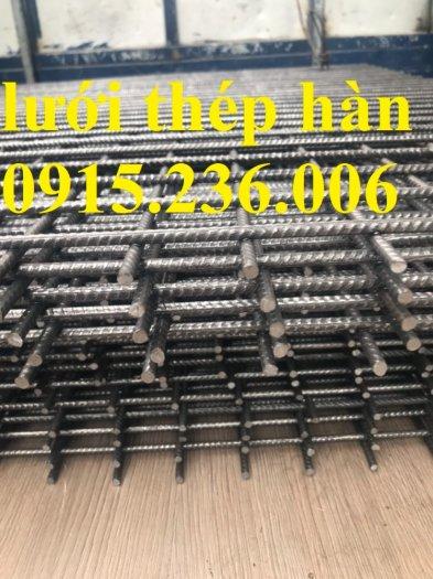 Lưới thép hàn, lưới thép hàn phi 6 ô 200 x 200mm giá rẻ1