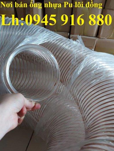 Giá ống nhựa Pu lò xo lõi đồng phi200 dùng cho quạt hút bụi công nghiệp18