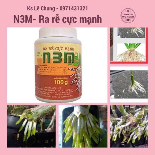 Ra rễ cực mạnh N3M (Thuốc kích thích ra rễ )0