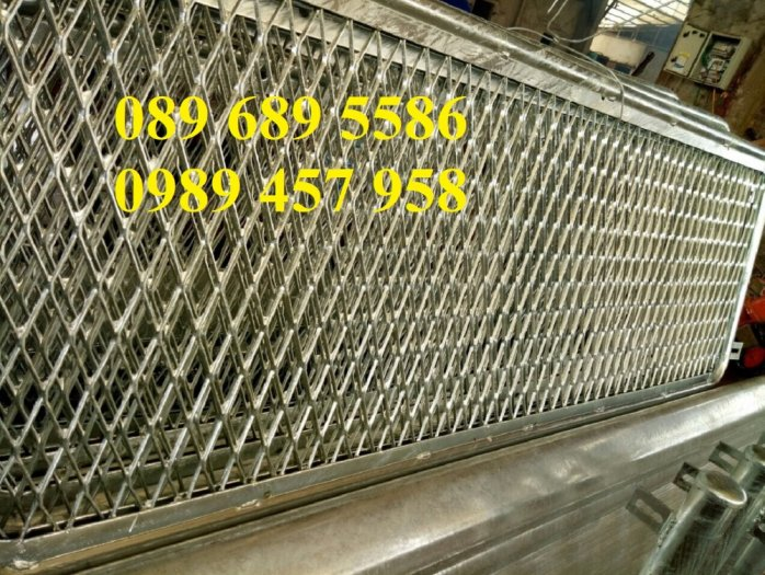 Lưới hình thoi, lưới trang trí, lưới dập giãn XG18, XG19, XG20, XG21, XG41, XG422