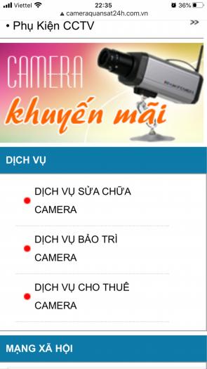 Lắp đặt camera đà lạt ( 0913995045 Tâm - 0908218222 Sơn )5