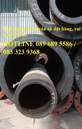 Ống cao su lõi thép sử dụng trong ngành khai thác khoáng sản, ngành cát, thuỷ lợi, xả thải trong công nghiệp4