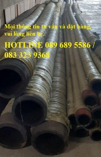 Ống cao su lõi thép sử dụng trong ngành khai thác khoáng sản, ngành cát, thuỷ lợi, xả thải trong công nghiệp2