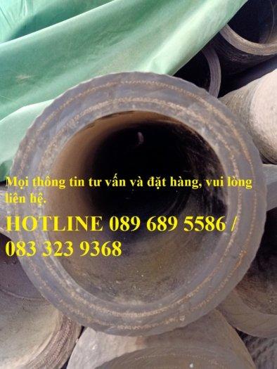 Ống cao su lõi thép sử dụng trong ngành khai thác khoáng sản, ngành cát, thuỷ lợi, xả thải trong công nghiệp1