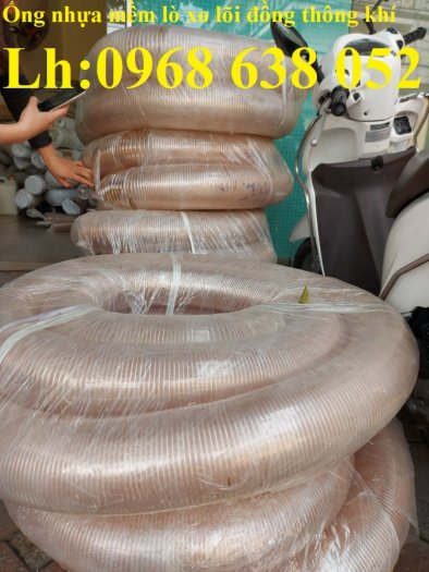 Mua ống Pu lõi đồng phi90 lắp quạt gom bụi trong nhà máy, nhà xưởng giá rẻ37