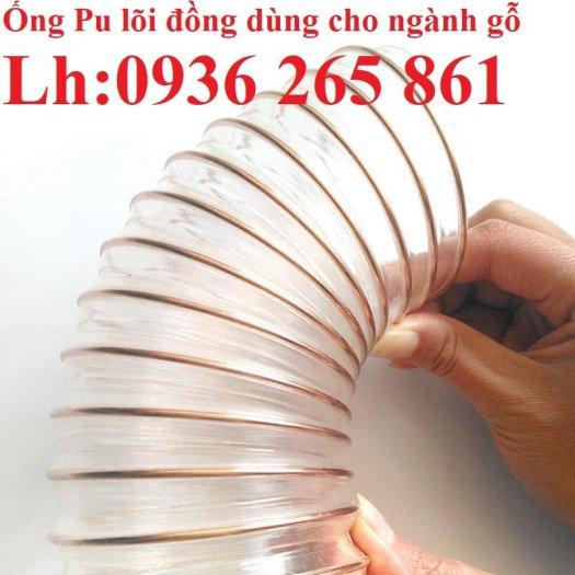 Mua ống Pu lõi đồng phi90 lắp quạt gom bụi trong nhà máy, nhà xưởng giá rẻ24