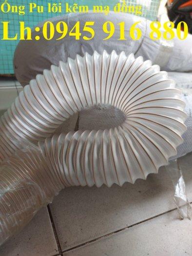 Mua ống Pu lõi đồng phi90 lắp quạt gom bụi trong nhà máy, nhà xưởng giá rẻ2