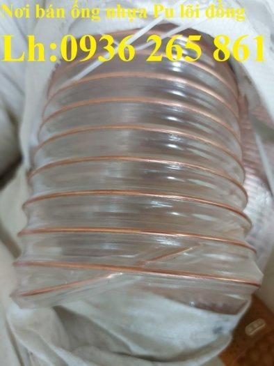 Mua ống Pu lõi đồng phi90 lắp quạt gom bụi trong nhà máy, nhà xưởng giá rẻ1