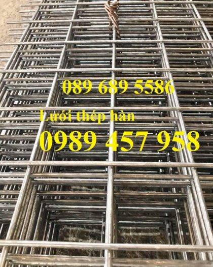 Lưới thép đổ sàn chống nóng phi 4 ô 150x150, 200x200 - Lưới thép phi 5 ô 200x2006