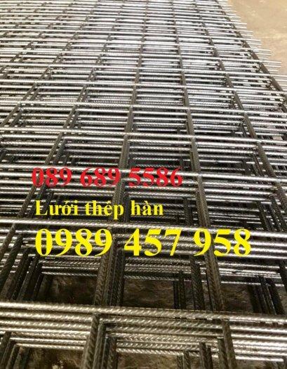 Lưới thép đổ sàn chống nóng phi 4 ô 150x150, 200x200 - Lưới thép phi 5 ô 200x2005