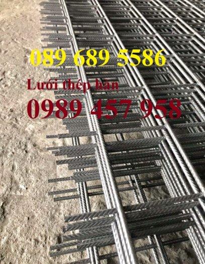 Lưới thép đổ sàn chống nóng phi 4 ô 150x150, 200x200 - Lưới thép phi 5 ô 200x2003