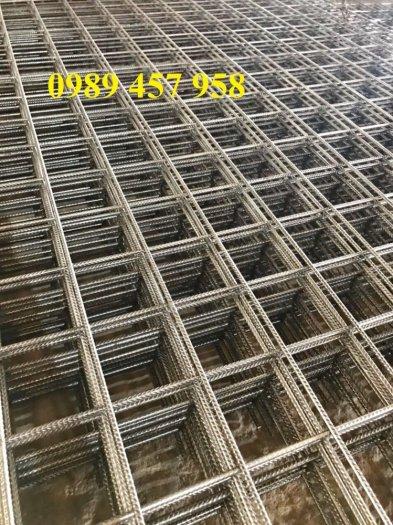Lưới thép đổ sàn chống nóng phi 4 ô 150x150, 200x200 - Lưới thép phi 5 ô 200x2000