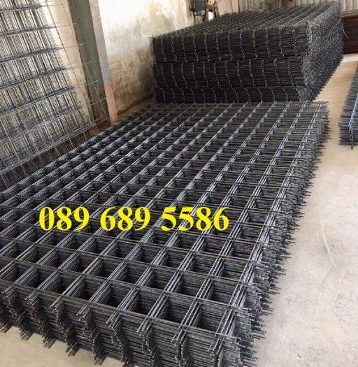 Lưới thép làm giàn phong lan, Lưới thép Phi3 ô 50x50, Lưới phi 4 ô 50x50 dạng cuộn4