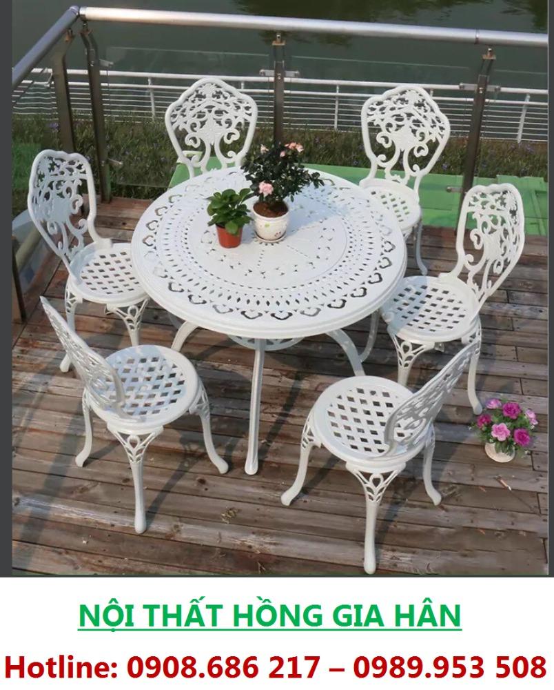 Bàn Trà Thanh Lịch Cho Villa, Biệt Thự Cao Cấp0