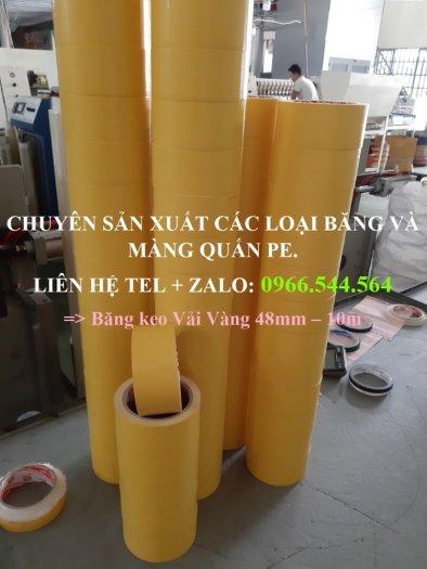 Băng keo vải 48mm - 10m đa dạng màu sắc2