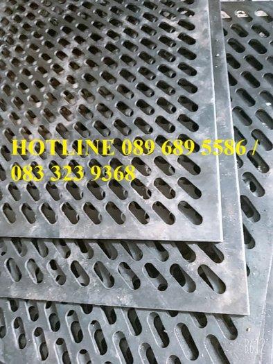 Lưới kim loại dập lỗ, Inox đột lỗ, tôn đột lỗ theo đơn đặt hàng1