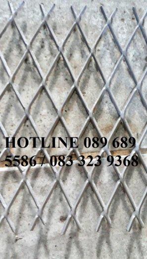 Lưới thép dập giãn, lưới thép hình thoi xg, lưới thép trang trí3