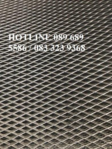 Lưới thép dập giãn, lưới thép hình thoi xg, lưới thép trang trí2