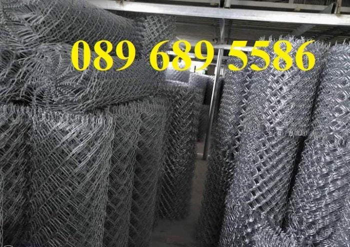 Lưới B40 bọc nhựa làm hàng rào, chống gỉ, bền trong mọi thời tiết2