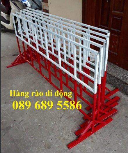 Sản xuất hàng rào di động - hàng rào chắn an ninh - Rào chắn cây xăng10