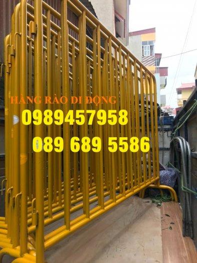 Sản xuất hàng rào di động - hàng rào chắn an ninh - Rào chắn cây xăng9