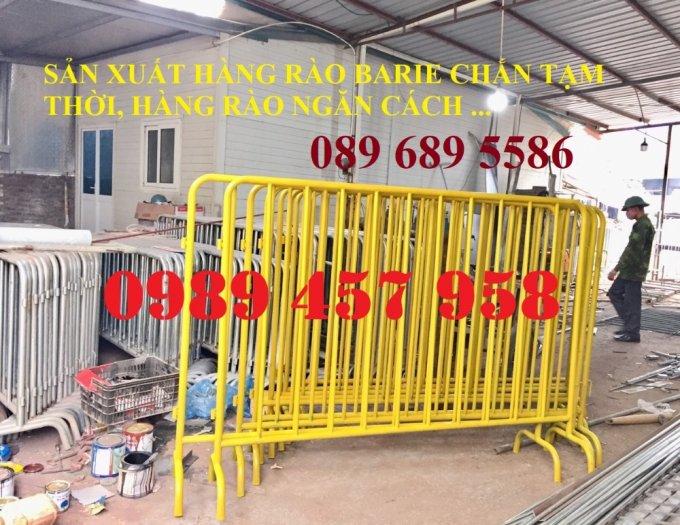 Sản xuất hàng rào di động - hàng rào chắn an ninh - Rào chắn cây xăng5