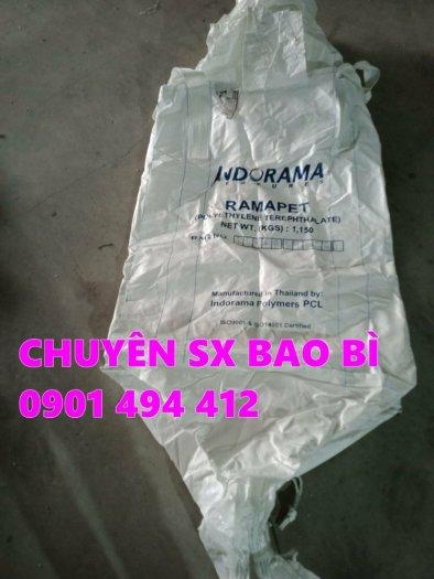 Bao Jumbo 1 tấn đựng lúa, cát, bắp ủ chua...0