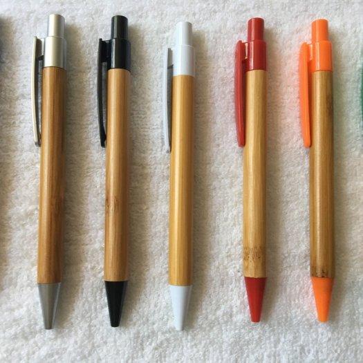 Bút bi tre thân thiện môi trường , nhiều mẫu lựa chọn4
