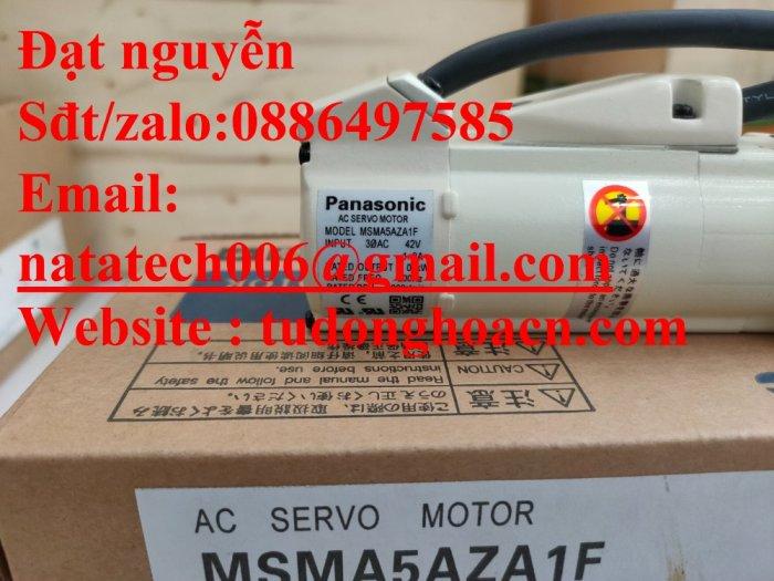 Động cơ AC MSMA5AZA1F panasonic giá tốt4