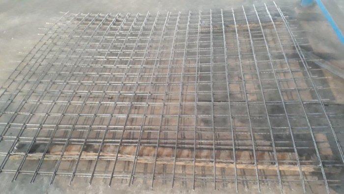 Lưới thép hàn đổ sàn bên tông phi 4 , phi 5 , phi 6, phi 7 , phi 8, phi 9, phi 10, phi 11 ,phi 12 ( 100*100),(150*150),(200*200),(250*250)12