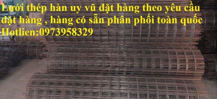 Lưới thép hàn đổ sàn bên tông phi 4 , phi 5 , phi 6, phi 7 , phi 8, phi 9, phi 10, phi 11 ,phi 12 ( 100*100),(150*150),(200*200),(250*250)0