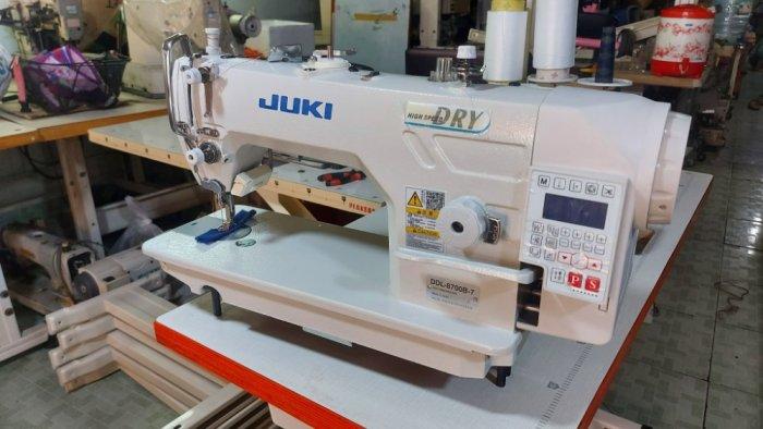 Cần bán máy may công nghiệp 1 kim điện tử Juki DDL-8700 mới 100%1
