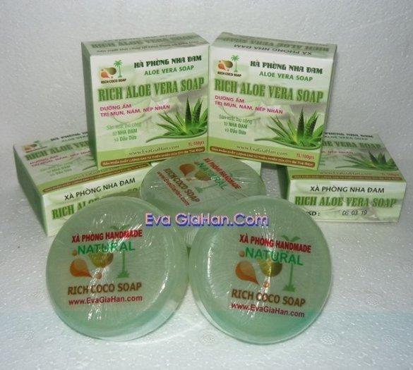 Xà Phòng Organic từ dừa bán sỉ toàn quốc11